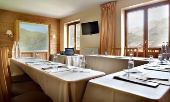 Chambre Conférence Hotel Beauregard La Clusaz