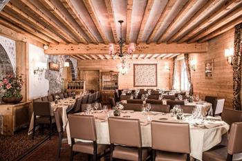 Restaurant Hôtel Beauregard La Clusaz