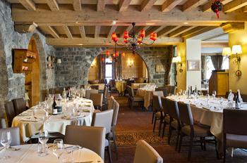 Salle Restaurant Hôtel Beauregard