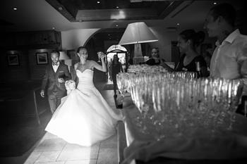 Mariage Pannisset à La Clusaz